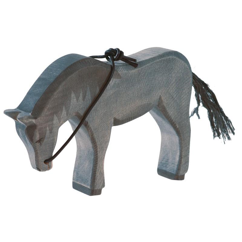 Zwart paard, Ostheimer