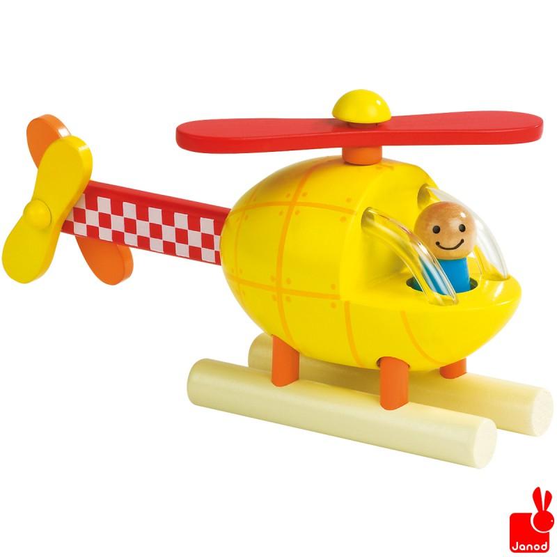 Magneetset helikopter, Janod
