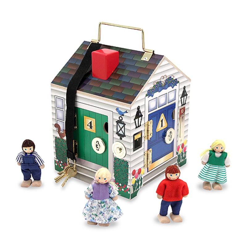 Deurbel huis, Melissa & Doug
