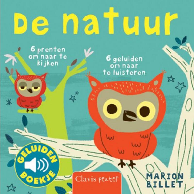 De Natuur geluidenboekje