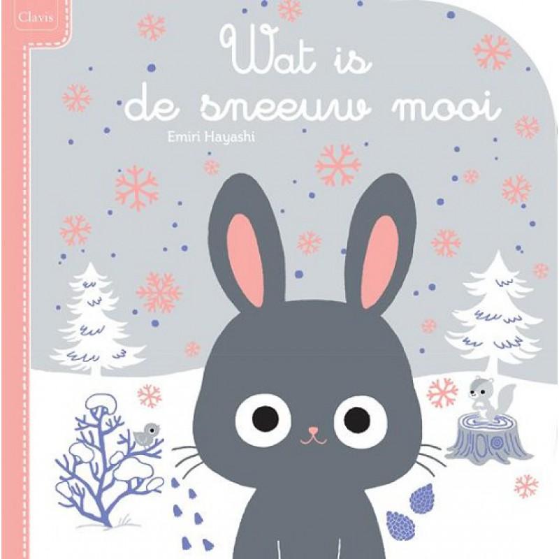 Wat is de sneeuw mooi, kartonboek
