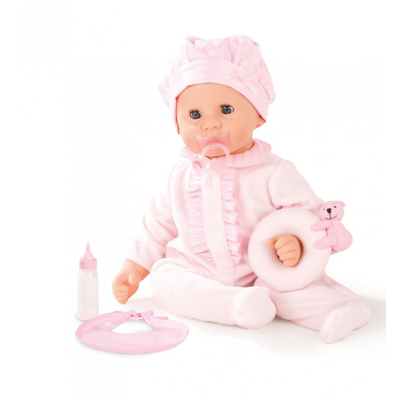 Babypop met geluid, Goetz Cookie Care - L