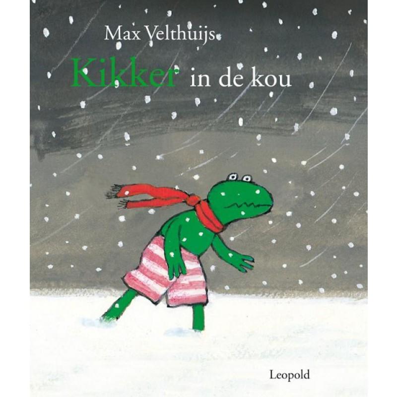 Kikker in de kou, Max Velthuijs