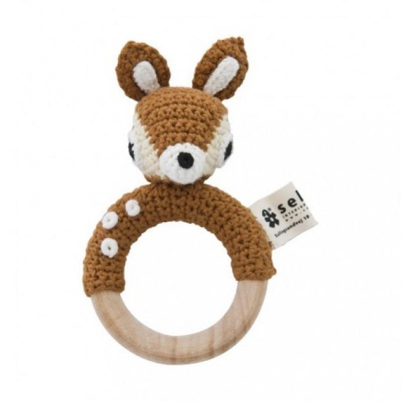 Rammelaar Bambi ring, Sebra