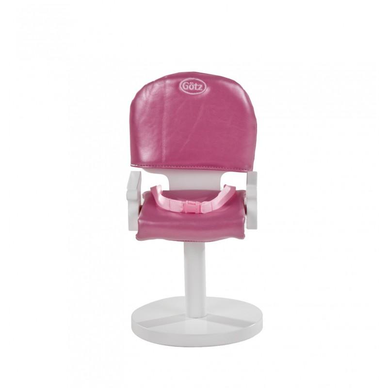Kappersstoel voor je pop, Goetz