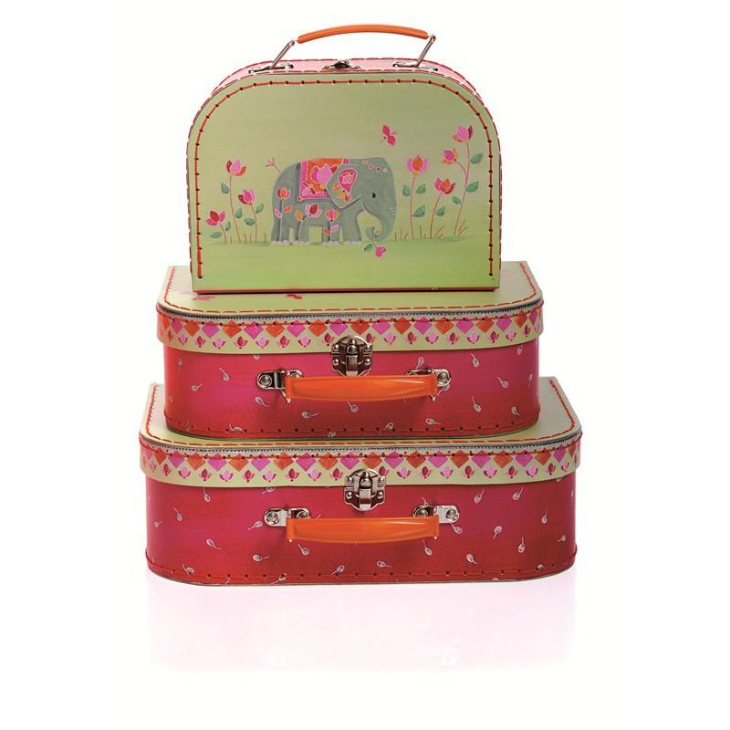 Koffertje India, Egmont Toys