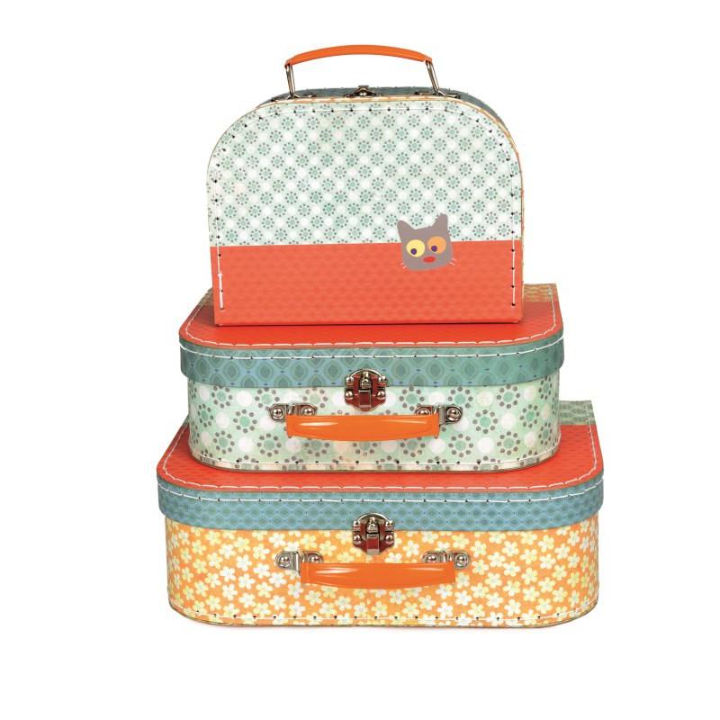 Koffertje Kat, Egmont Toys