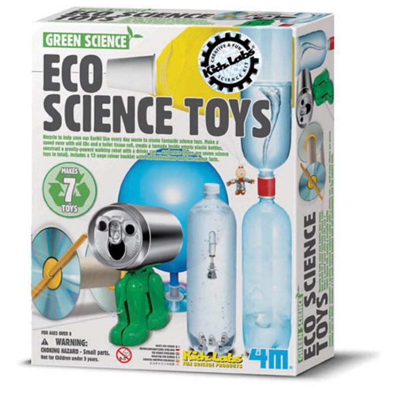 Eco Science Toys, 4M KidzLabs