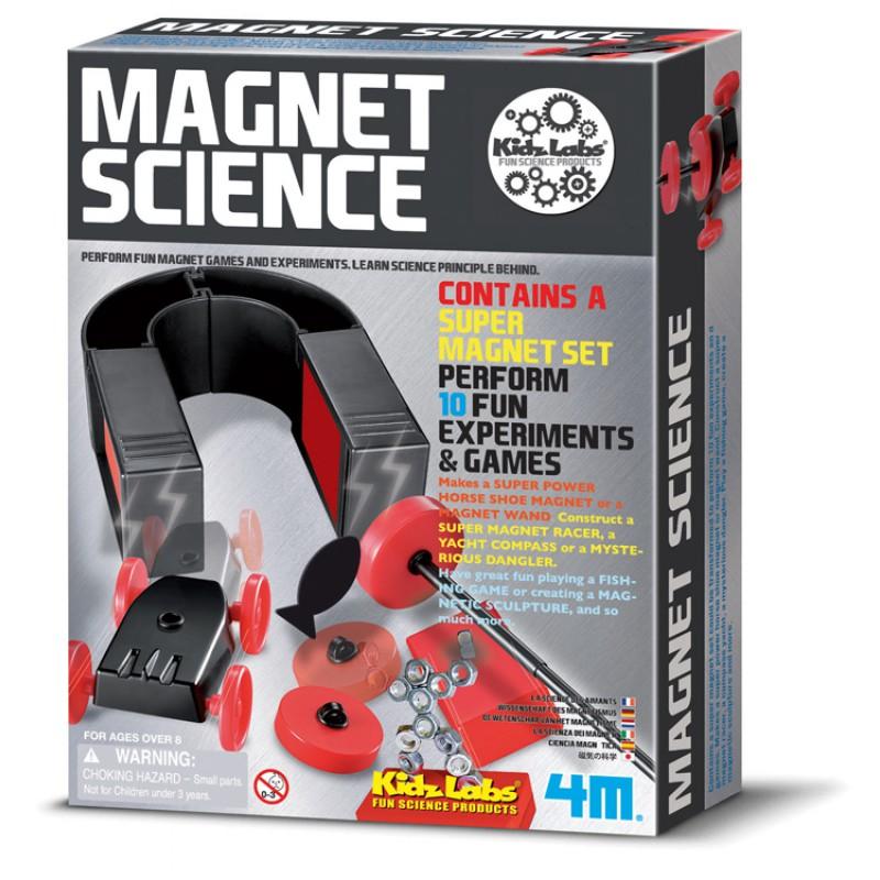 Magnet Science, 4M KidzLabs