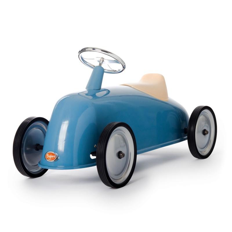 Loopauto Rider blauw, Baghera