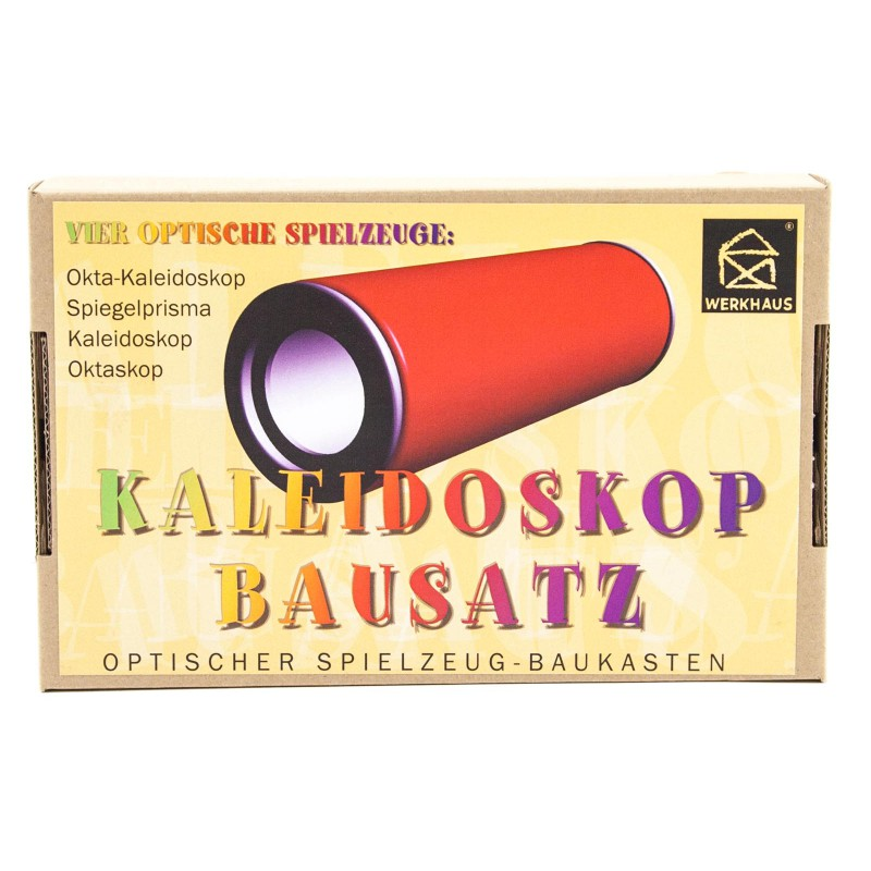 Bouwpakket kaleidoscoop