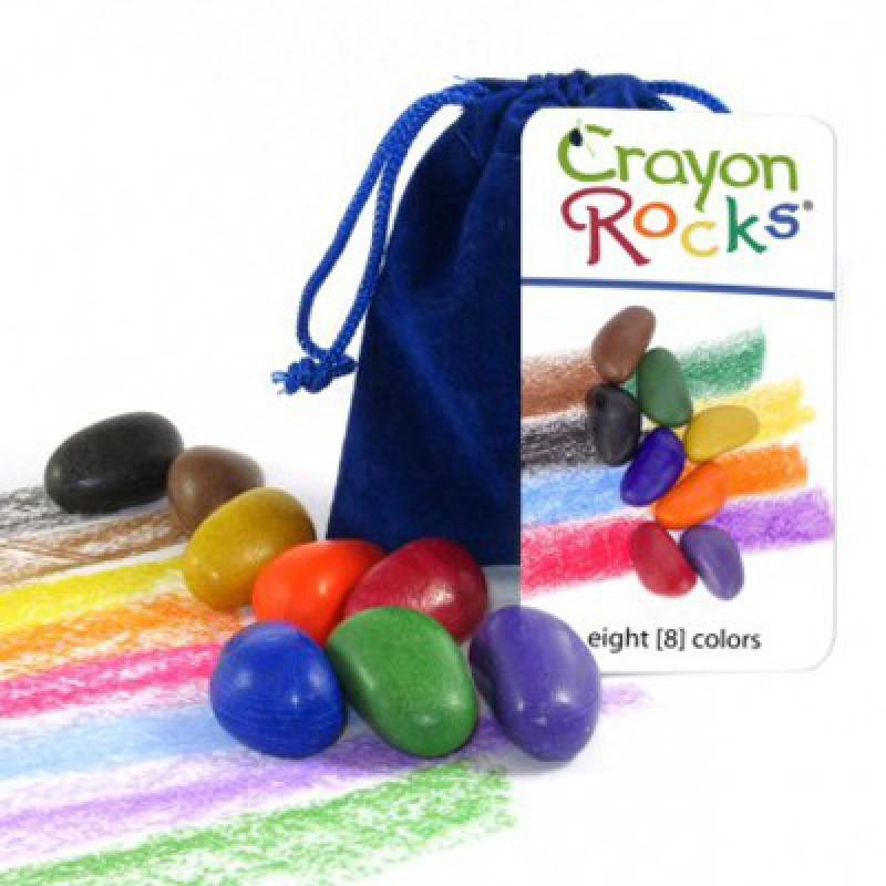 Crayon Rocks 8 kleuren