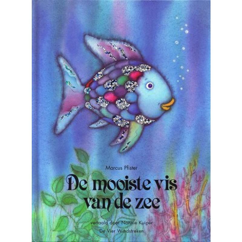 De mooiste vis van de zee, Marcus Pfister