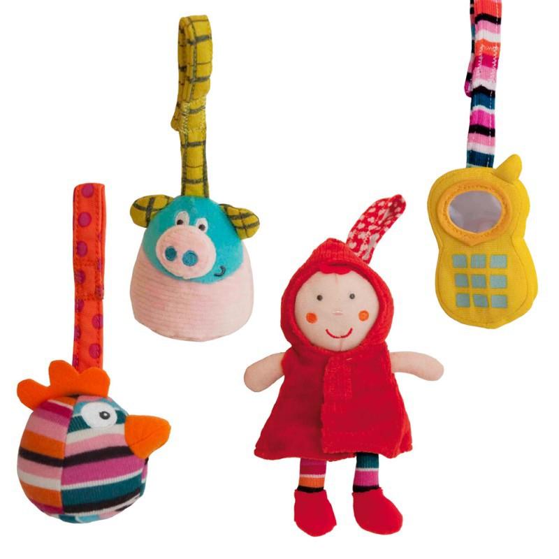 zachte speelkussens kinderen