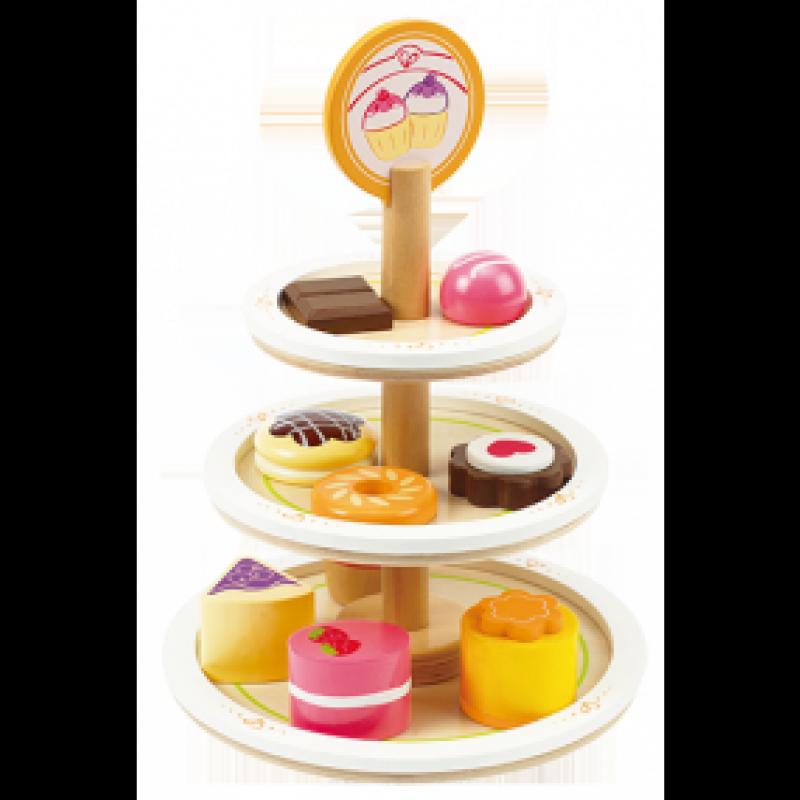 Dessert toren, Hape