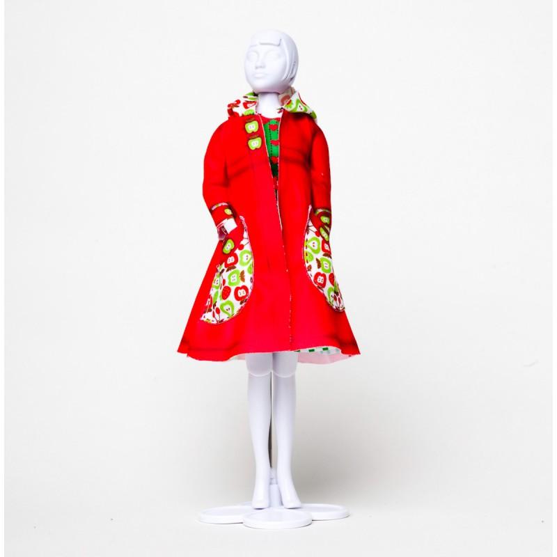 Fanny Apples kledingset, Dress Your Doll