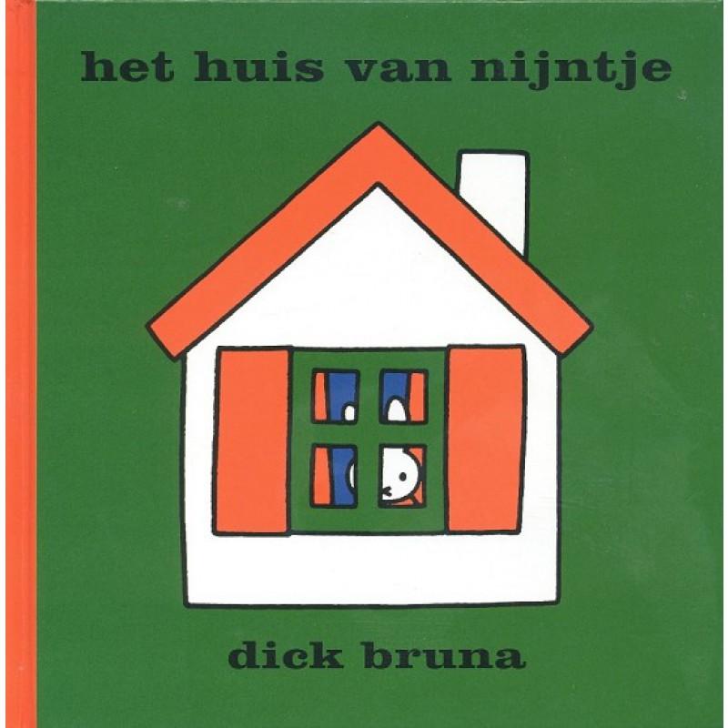 Het huis van Nijntje, Dick Bruna