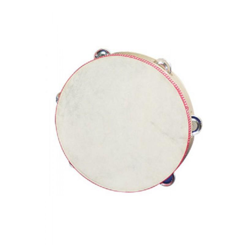 Tamboerijn met slagvel, 22 cm