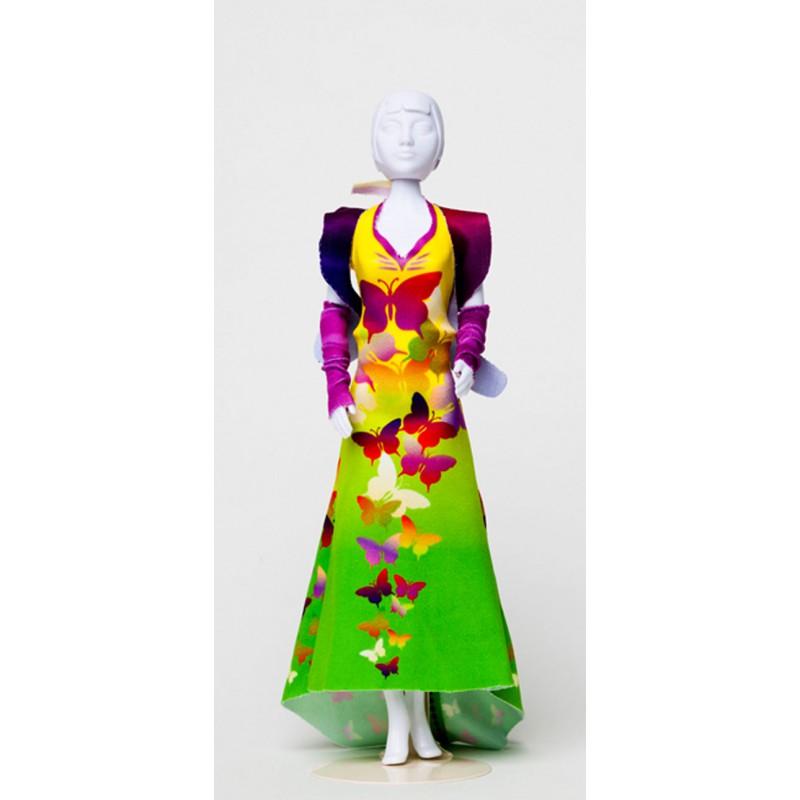 Mary Butterfly kledingset, Dress Your Doll
