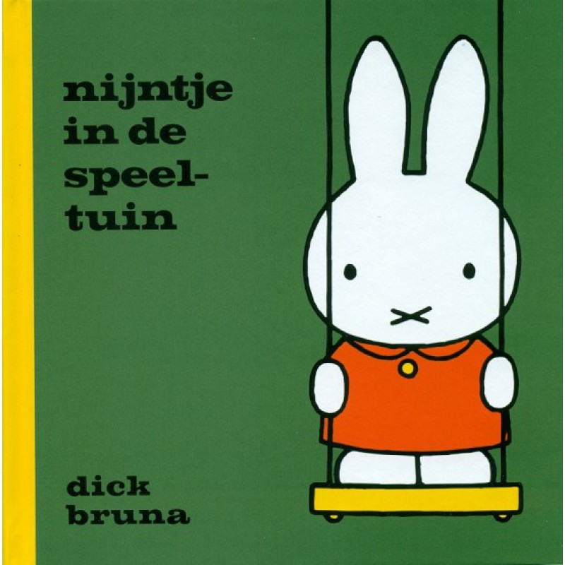 Nijntje in de Speeltuin, Dick Bruna