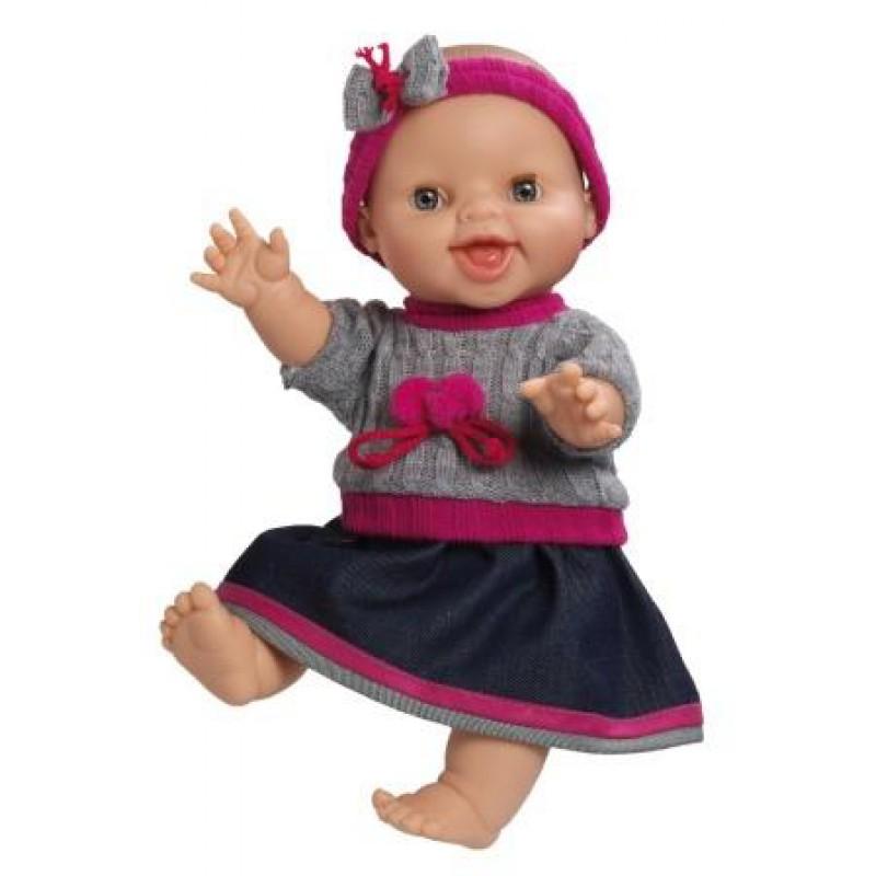 Kledingset Anik babypop 34 cm, Paola Reina