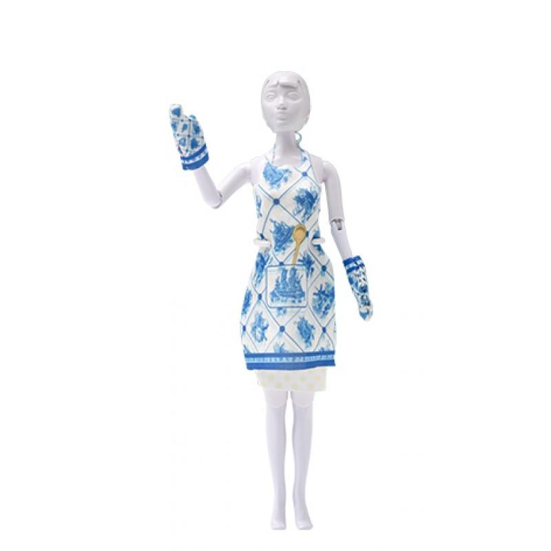 Trudy Holland kledingset, Dress your Doll