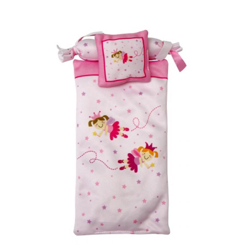 Sleepy Fairy bedset, Dress your Doll