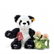 Around the World pandabeer Lin, Steiff