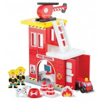 Brandweerkazerne, New Classic Toys