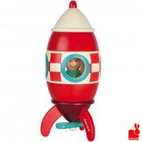 Magneetset raket Giant, Janod