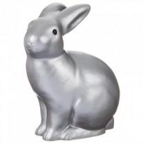 Lamp konijn zilver, Heico