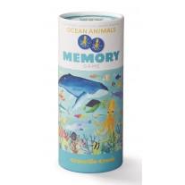 Memory 36 Zeedieren, Crocodile Creek