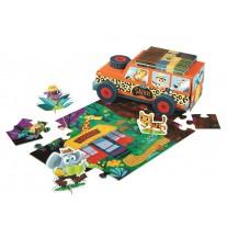 Puzzle & Play Safari, Crocodile Creek