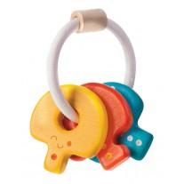 Houten sleutelbos, Plan Toys