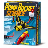 Pump Rocket Science, 4M KidzLabs