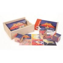 Blokpuzzel Circus, Egmont Toys