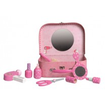 Beautyset in koffertje, Egmont Toys