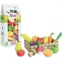 Kistje groente en fruit, Vilac