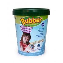 Bubber blauw - 200 gr met lepelmes