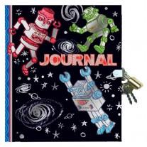 Dagboek met slot Robots, Eeboo