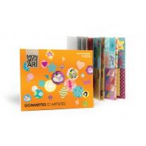 Stickerboekje Fiesta, Mon Petit Art