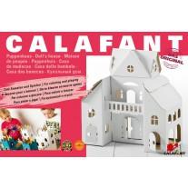 Bouwpakket poppenhuis, Calafant level 3
