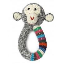Gehaakte rammelaar aap, Anne-Claire Petit