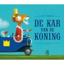 De Kar van de Koning, kartonboek Leo Timmers