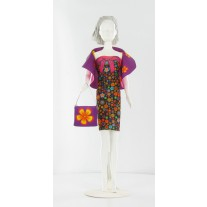 Dolly Flowers kledingset, Dress Your Doll
