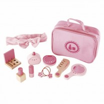Beauty Belongings in koffertje, Hape