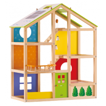 All Season Poppenhuis, Hape