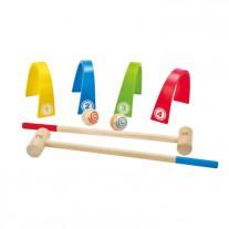 Croquet set, Hape