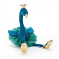 Fancy Peacock, Jellycat