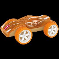 Bamboe auto Twin Turbo, Hape
